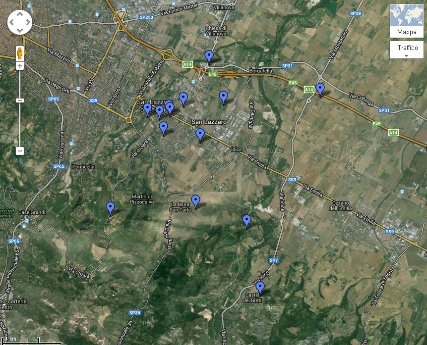 mappasanlazzarocultura